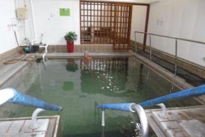 Rachel Pool QE Health Spa