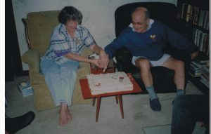 Pat & Benita 40th anniversary (1993)