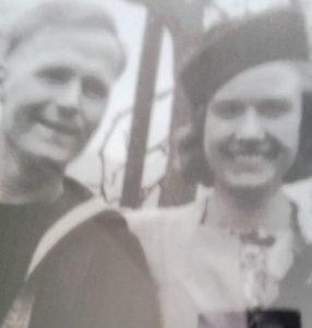 Mr and Mrs McCurdie